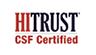 HITRUST CSF Certified